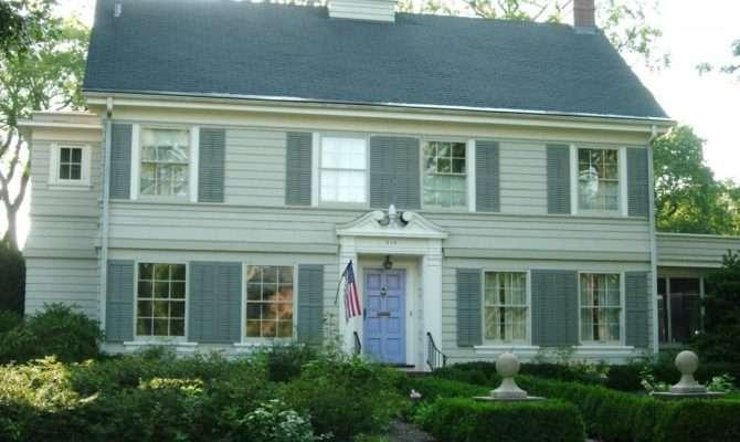 Colonial House Style Joy Studio Design Best