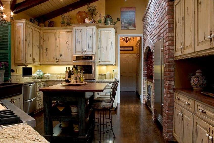 Colonial Kitchen Slideshow