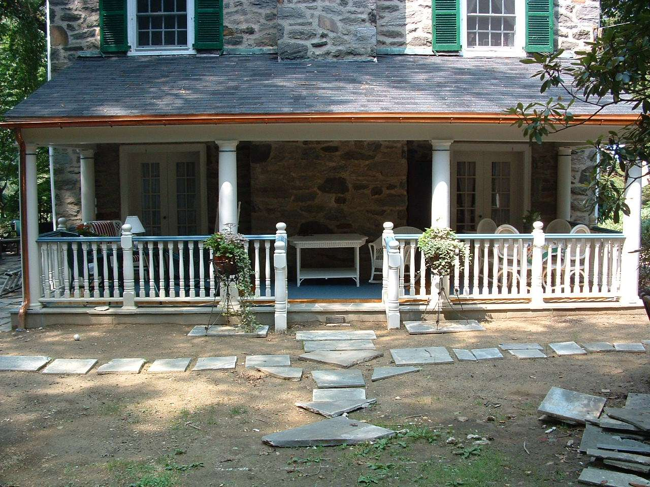 Colonial Porch