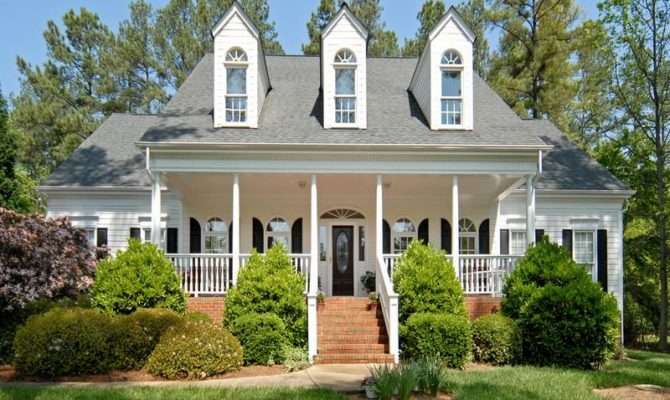Colonial Southern Living House Plans