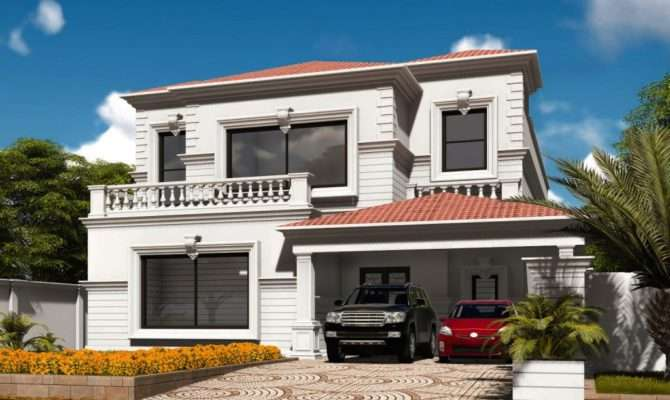 Colonial Style House Core Consultants Kanal
