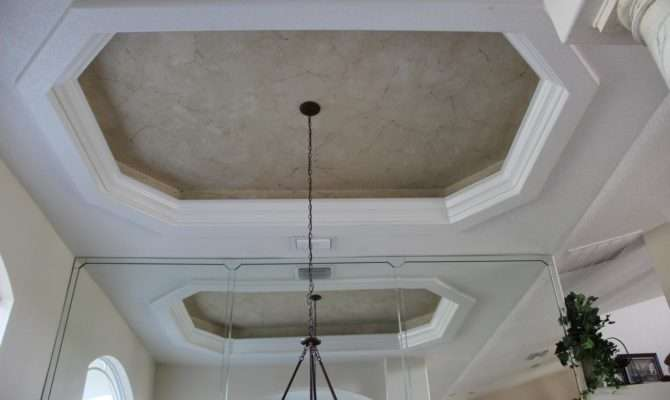 Color Should Paint Tray Ceiling Ronspainting