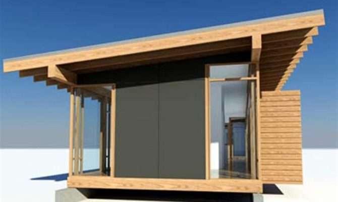 Combining Glass Wood Home Interior Design