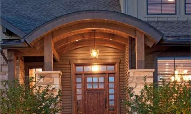 Come Into House Stylish Entrances Make Statement