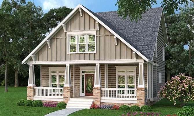 Comfortable Craftsman Bungalow Architectural
