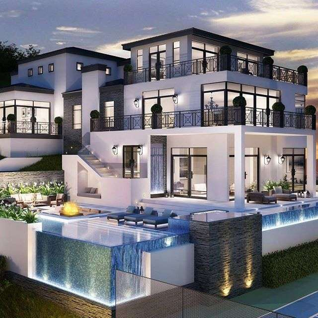 Comment Insane Modern Mansion Perfect