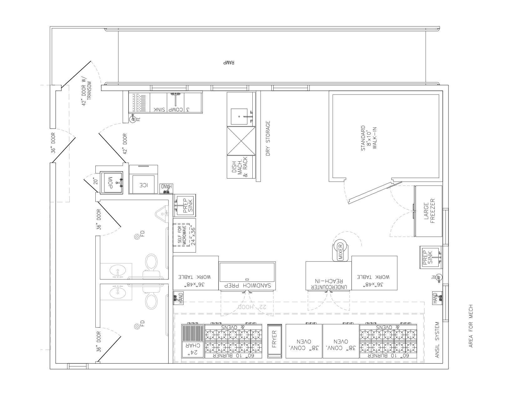 Commercial Floor Plans Metal Ranch House Floorplans