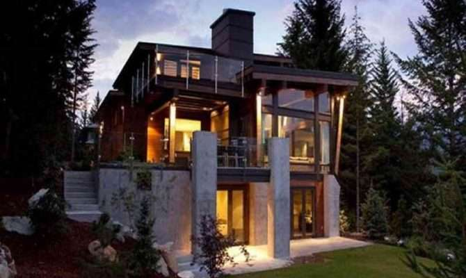 Compact Luxury Home Plans Small House Design