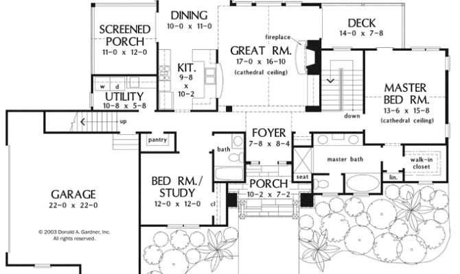 Compact Walkout Basement Home
