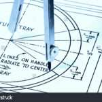 Compass Plans Measure Drawing