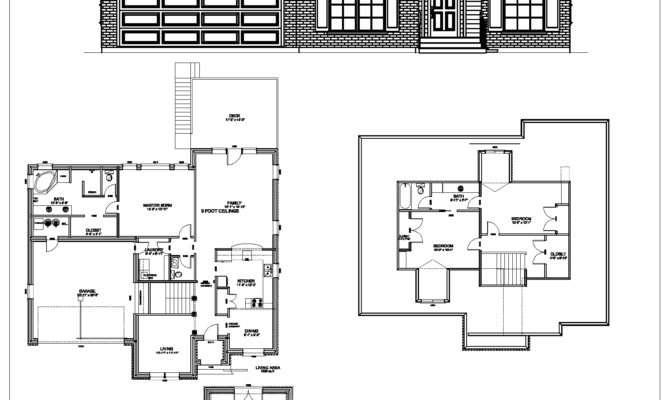 Complete House Plans Blueprints Construction Documents