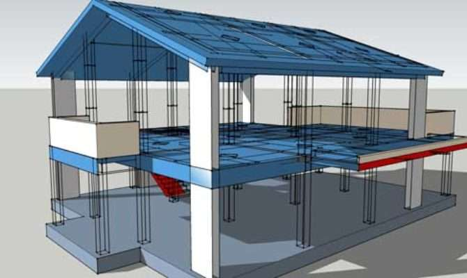 Complete Structural Design Drawings Reinforced
