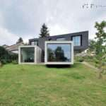 Concrete Glass House Architizer