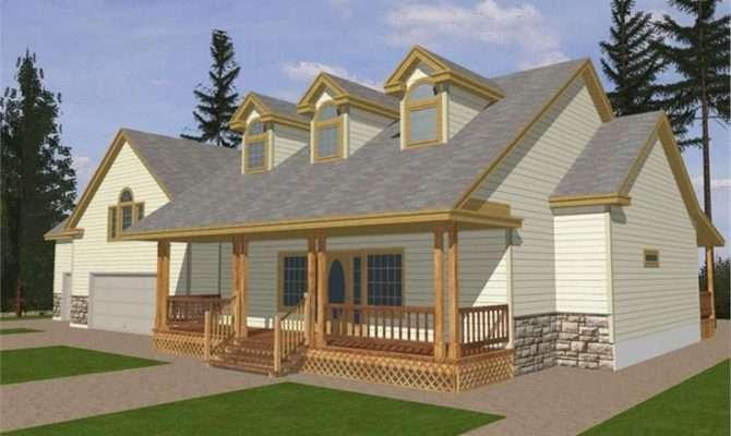 Concrete Home Plan Pole Barn Living Pinterest
