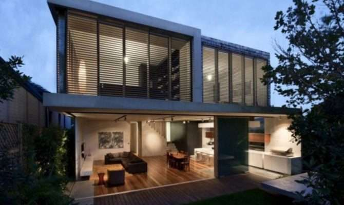 Concrete House Designs Plan One Total Photographs Modern