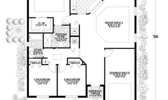 Concrete House Plans Photos