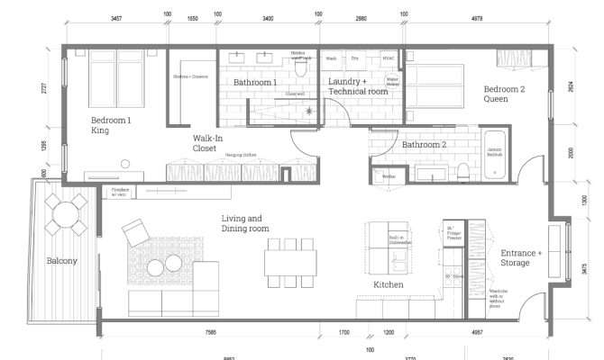 Condo Floor Plans Crazy