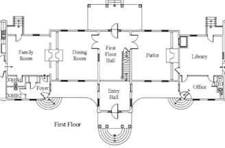 Configured Here Floor Plans First Second Floors