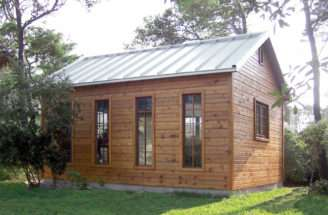 Connolly Wood Products Bend Line Shack Log Cabin Kits Prineville
