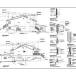 Construction Building Permit Drawings Typical Set