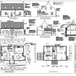Construction Drawing Index Example House Plans