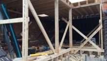 Construction Shaped Dormer