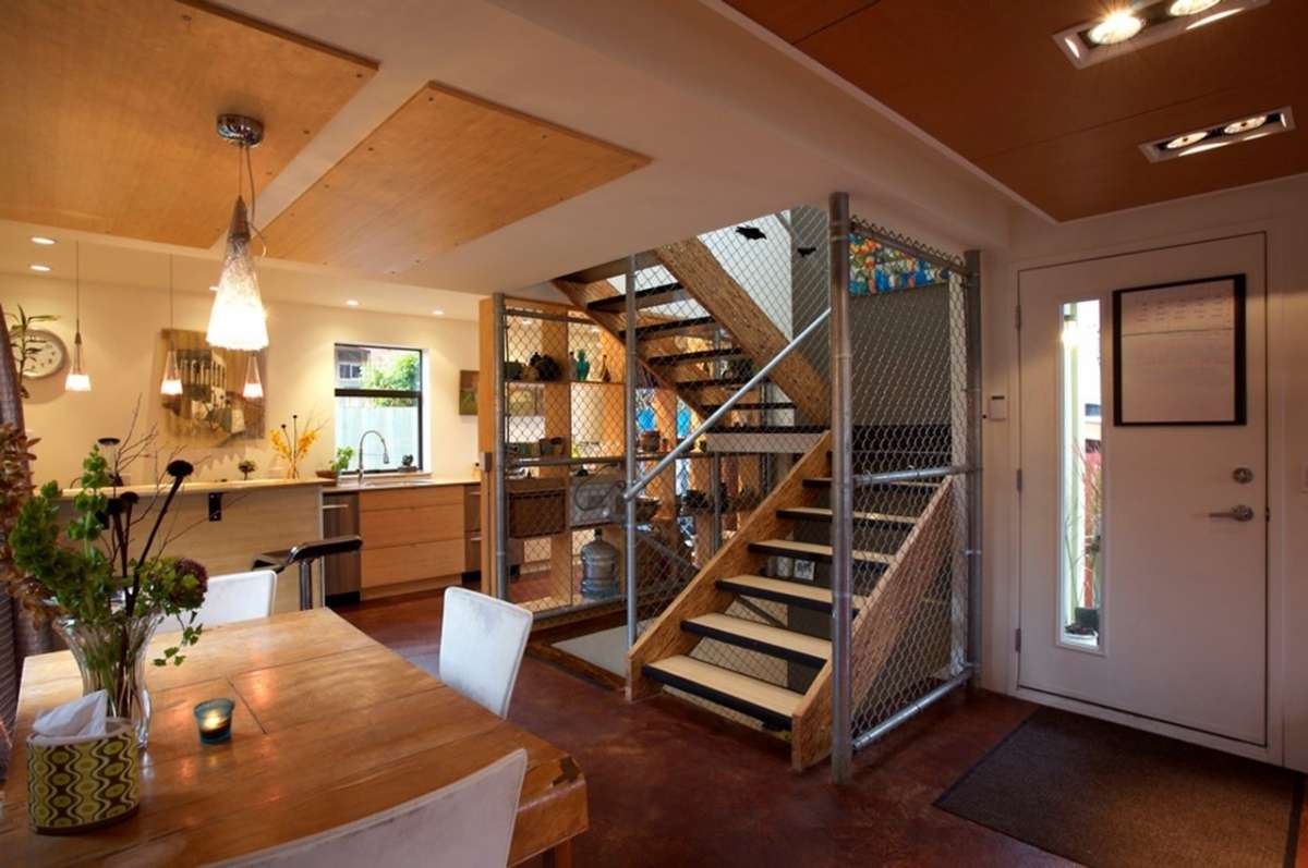 Container Home Interior House Design