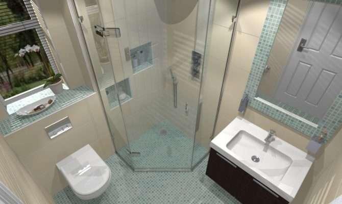 Contemporary Ensuite Bathroom Designs