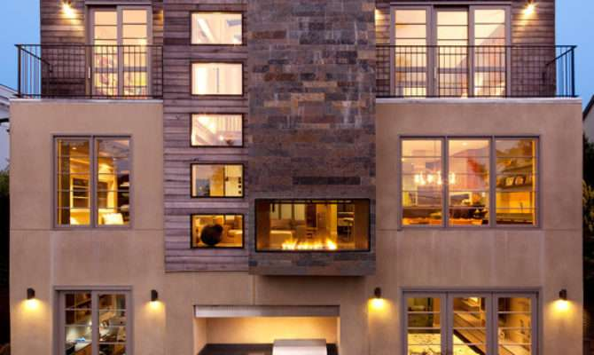 Contemporary Exterior Design Photos