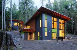 Contemporary Exterior Johnston Architects