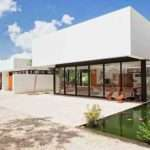 Contemporary Gershenson House Roman Gonzalez Jaramillo Designrulz