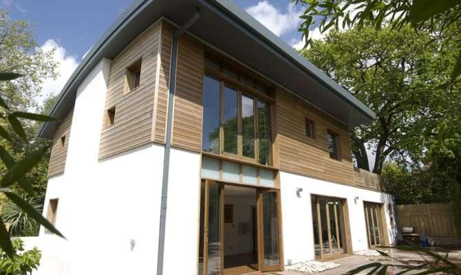 Contemporary Green Home London Shh Adelto