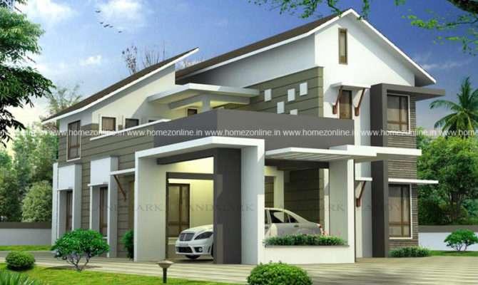 Contemporary Home Design Homezonline