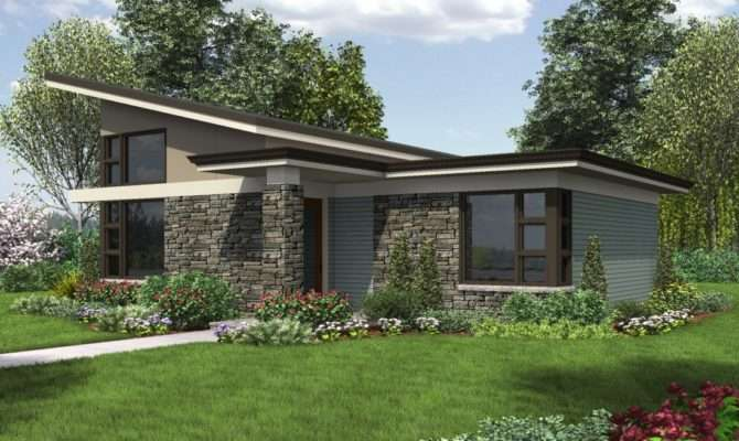 Contemporary Home Plan Beach Inspired Style Dunland