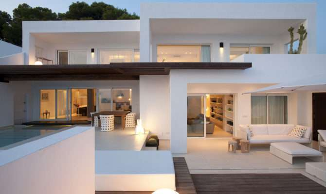 Contemporary Homes Plans Best Modern Home Design New Plan