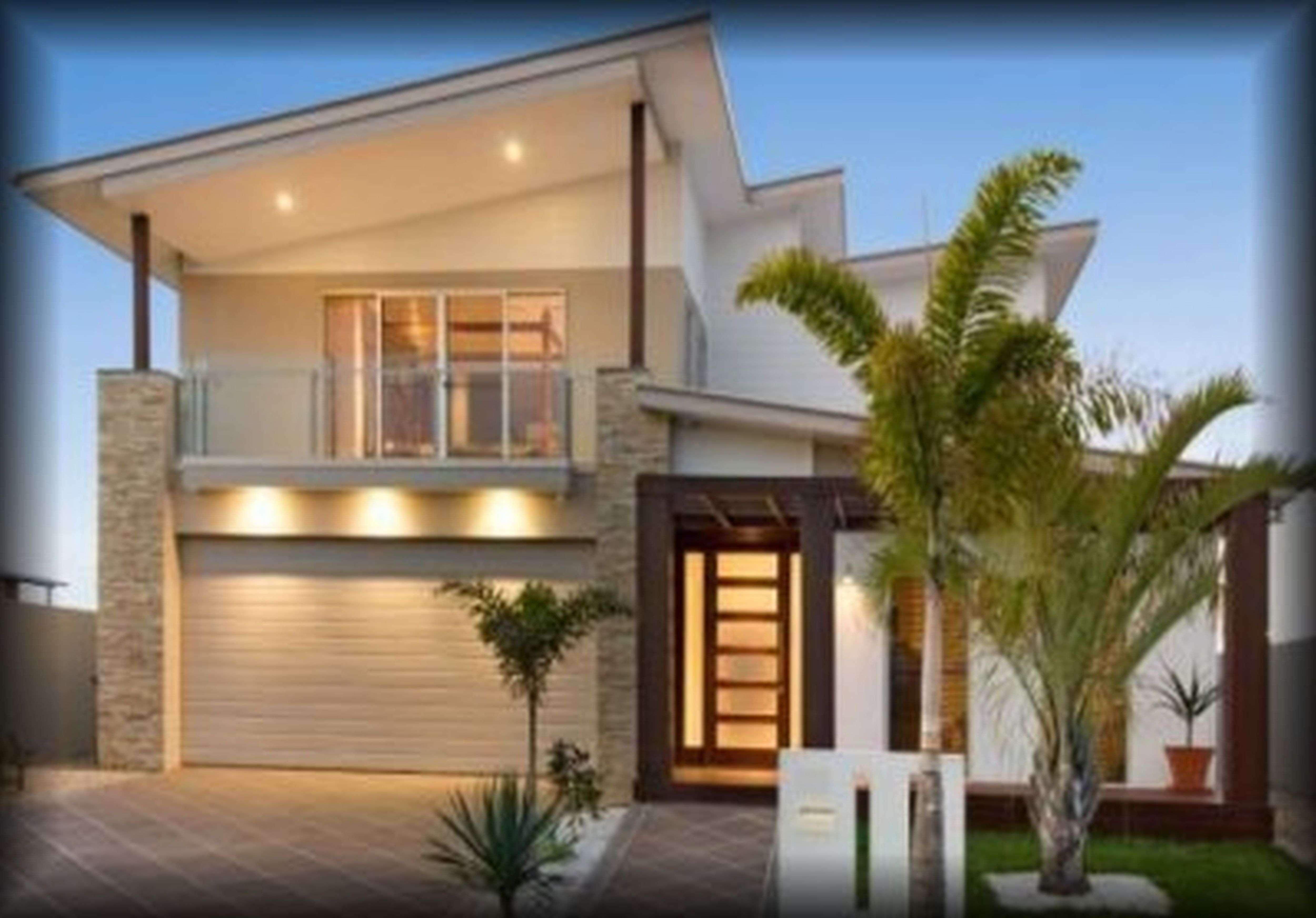 Contemporary House Design Small Farmhouse Custom Lake Homes