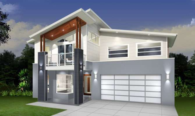 Contemporary House Designs Floor Plans Best