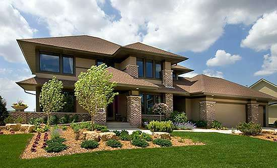 Contemporary House Plans Architectural Design