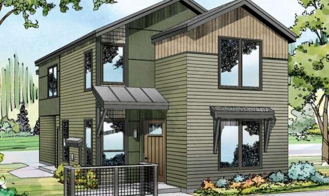 Contemporary House Plans Merino Associated Designs