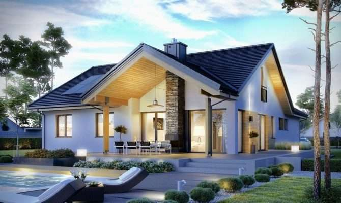 Contemporary Ideal House Design Architecture Art Worldwide