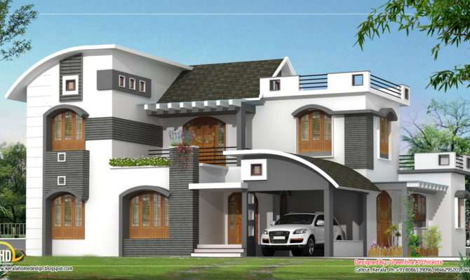 Contemporary Modern House Plans Smalltowndjs