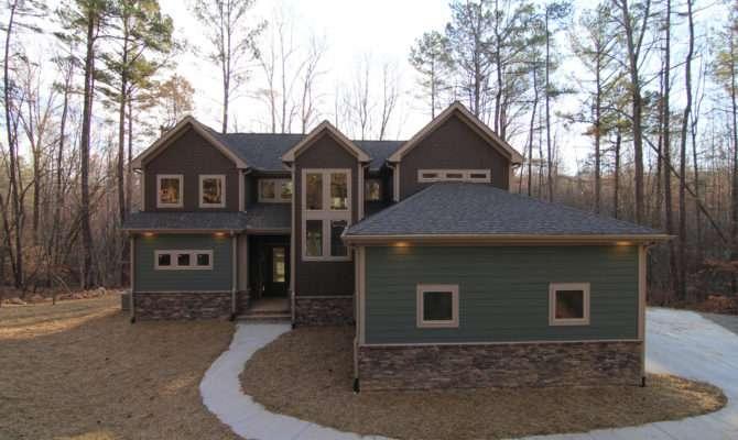 Contemporary Mountain Home Plan Stanton Homes