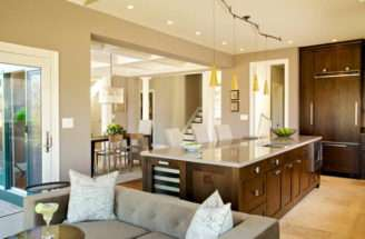 Contemporary Open Floor Plans Modern Home