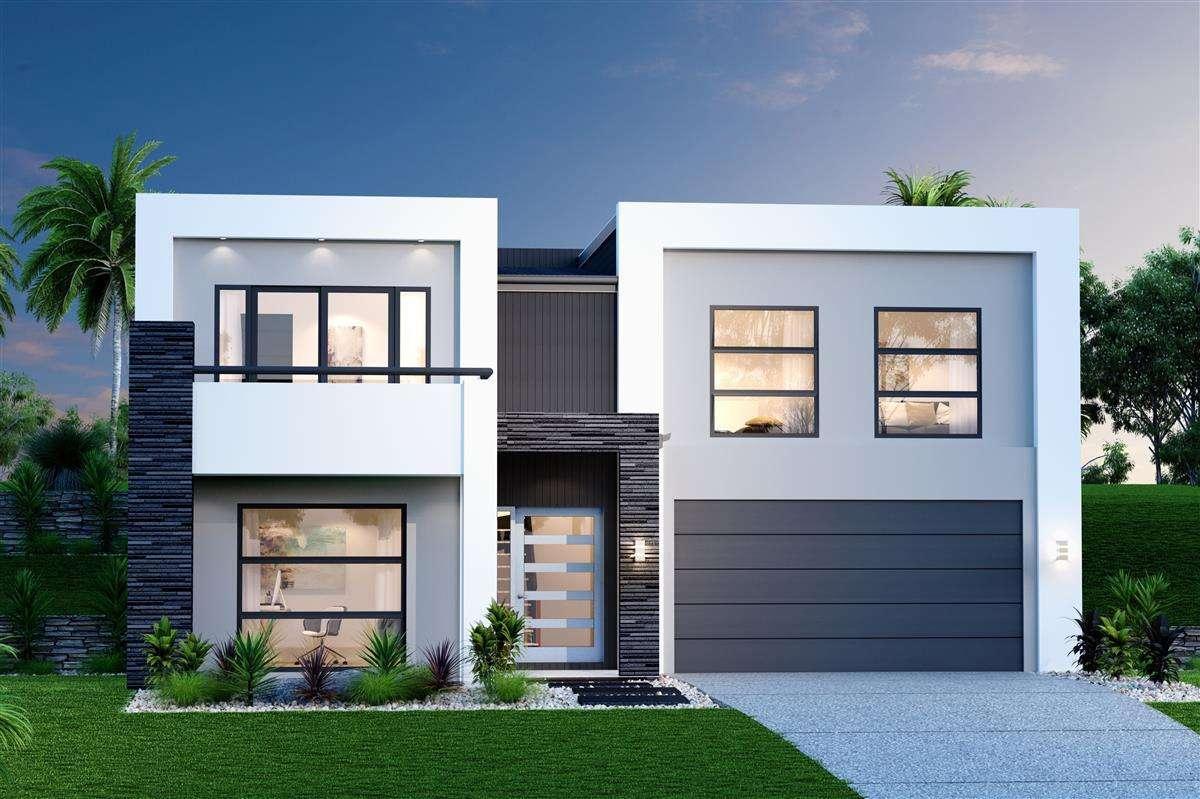 Contemporary Split Level Home Designs Design Ideas
