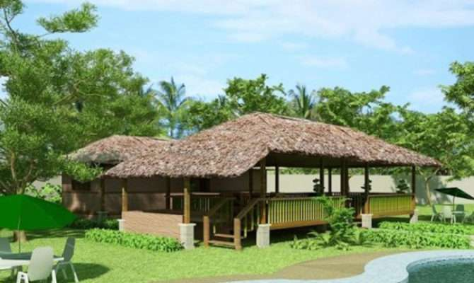 Contemporary Traditional Tropical Home Designs Wooden
