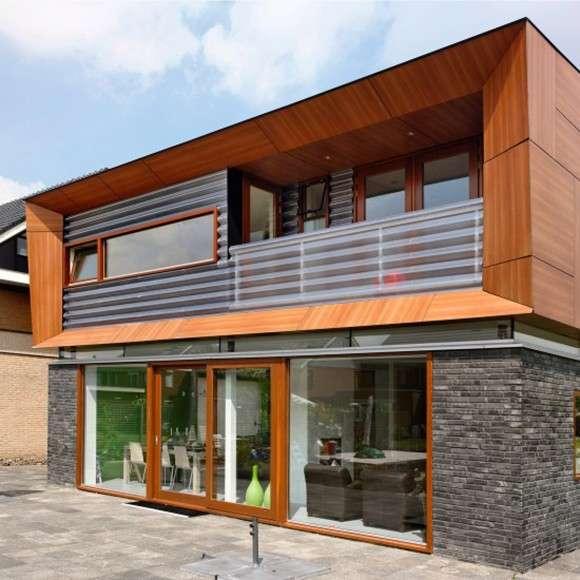 Contemporary Urban House Plans Spacious Interior