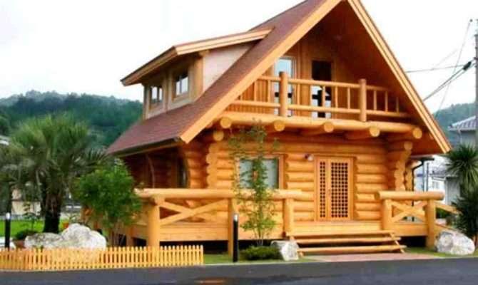 Contoh Desain Rumah Kayu Minimalis Modern