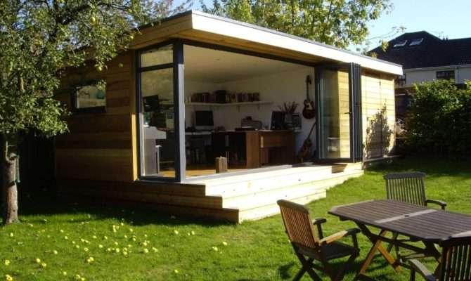 Cool Inspiration Outdoor Garden Home Office Design