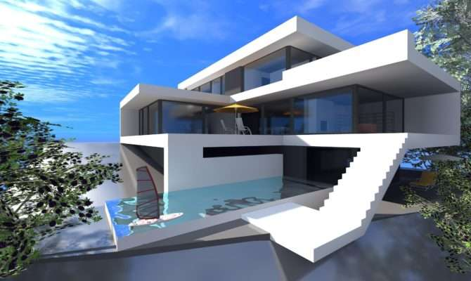 Cool Minecraft House Ideas Modded