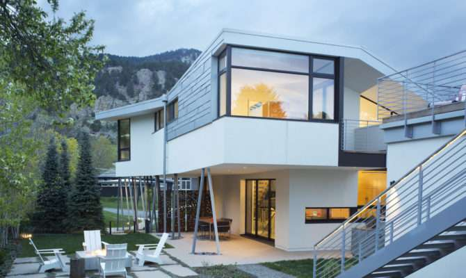 Cool Modern Homes Mountain West Curbed